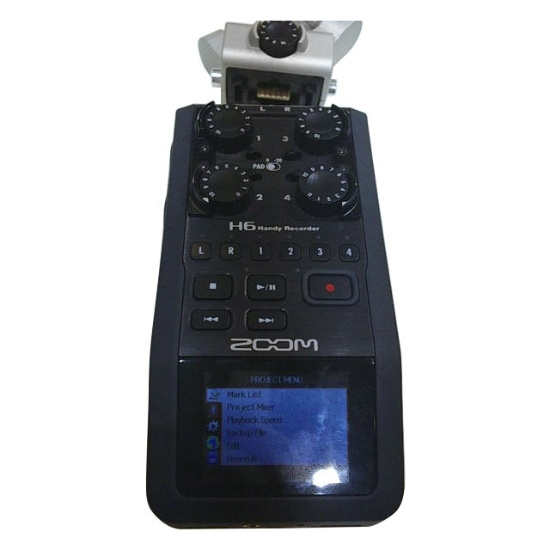 2.0 inch LCD Display 240*320 Used in Zoom H6 Handy Recorder (China)
