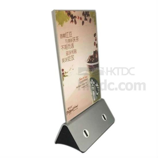Advertising Menu Stand Holder Power Bank 10000mAh (Hong Kong)