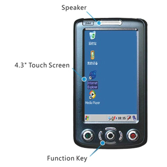 Wireless Android Handheld Data Device System Programming Development  (China)