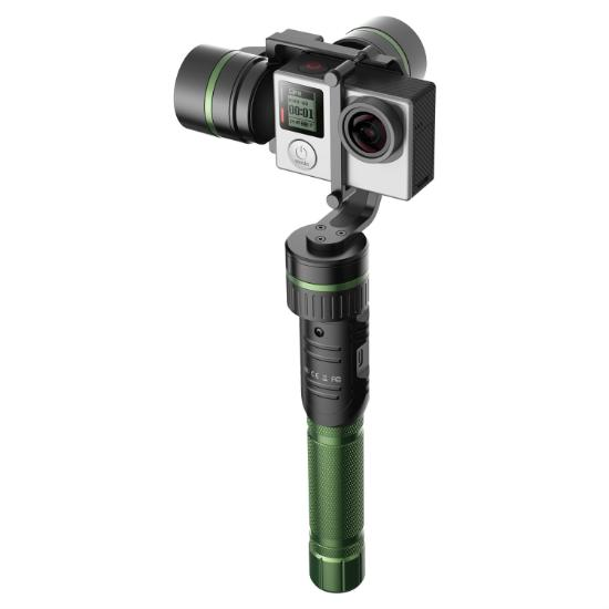 Handheld Stabilizing Gimbal for Action Camera (China)