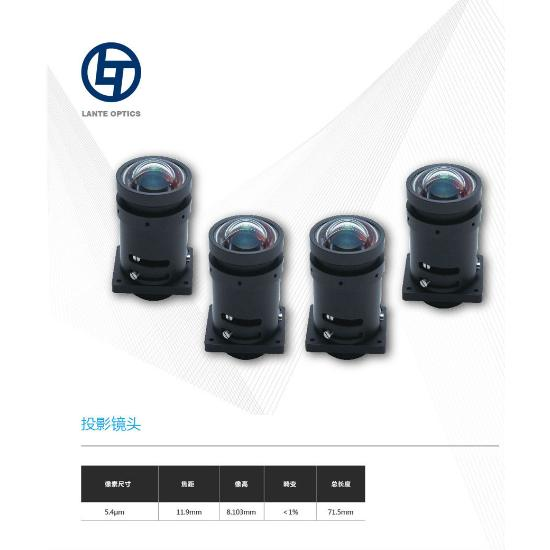Projection Lens (China)