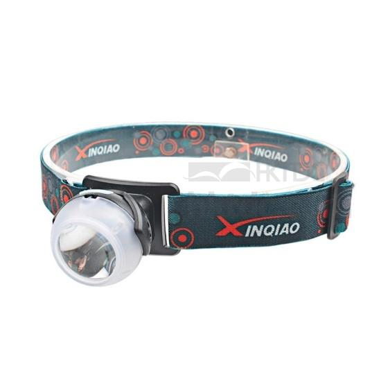 2 in 1 Head Lamp and Bicycle Light (China)