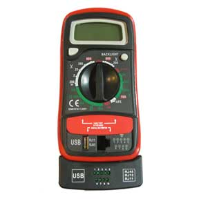 Cable Testing Multimeter (China)