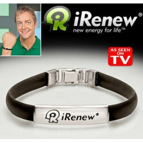 Irenew Bracelet The Energy Rebalance  (China)