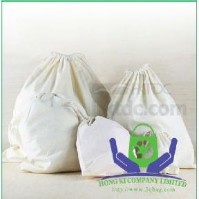 Drawstring Cotton Bag (Hong Kong)