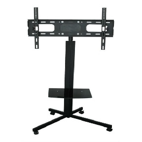 "Pro Mobile Flat Panel Stand Mount Cart Station Monitor Fair Show Display TV 32""-65"" (China)"