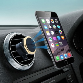 Magnetic Car Phone Mount Holder (Hong Kong)