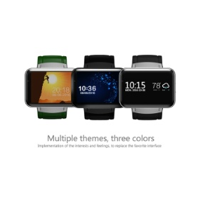 3G WIFI GPS Bluetooth Camera Phone Smart Watch PM-DM98 (China)
