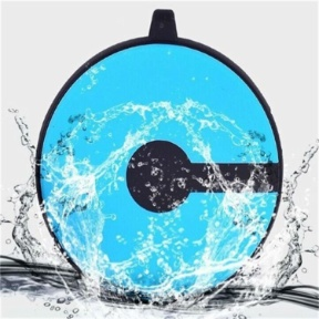 UFO Design Round 4000mAh Waterproof Power Bank (China)