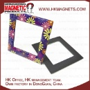 Epoxy Photo Frame Single-Side Magnetic Clear Picture Photo Frame (Hong Kong)