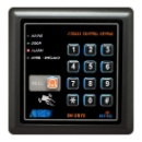 3 Output Relay Digital Access Control Keypad (Hong Kong)