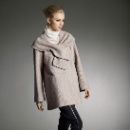 Lady Wool Overcoat -JA1003  (China)
