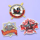 Embroidery patch (Hong Kong)