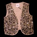 Ladies' Vest Jacket (China)