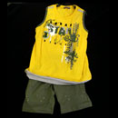 Boy's Apparel Set (Taiwan)