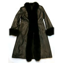Ladies' Leather Coat (China)