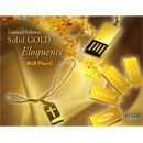 Golden USB Flash Memory (Russia)