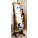 Anti-tarnish Mirror Jewelry Cabinet (China)