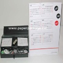 Magnetic Desk Calendar (China)
