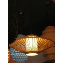 Bamboo Lamp Shade (Hong Kong)