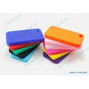 Silicone Stone Case for iPhone 4 (Hong Kong)