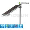 30W Cree LED Integrated Solar Street Light  (China)