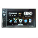 In-Dash Car DVD Player (China)