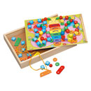 Wooden Bead Toy Set (China)