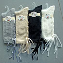 Women's Cotton Sock with Ribbon (China)