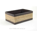 Deep Tray with Seagrass Rope (Hong Kong)