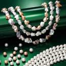 Irregular Pearl Necklace (Hong Kong)