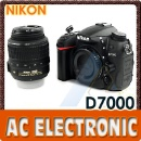 Nikon D7000 Digital SLR Camera  (Hong Kong)