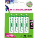 Ni-MH AA Rechargeable Battery (China)