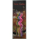 Two Tone Coil Party Candle (Hong Kong)