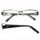 Half Rimless Optic Frame (Hong Kong)