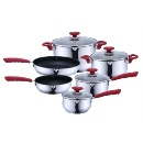 Cookware Set In 10Pieces (China)