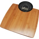 DB8338 Bamboo Bathroom Scale (Taiwan)