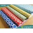 Colorful Dot Designed Wrapping Paper (China)