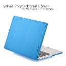 Velvet Polycarbonate Shell for MacBook Pro 13 Retina  (Hong Kong)
