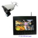 Digital Wireless DVR Monitoring System& Digital Photo Frame (China)