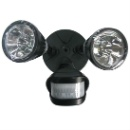 Motion-Activated LED Security Light (China)