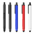 New 2014 Capacitive Stylus Pen and Ballpoint Pen Combo with Logo (China)