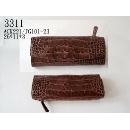 PU Croco Clutch Bag (Hong Kong)