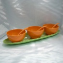 Melamine Bowl Set with 3 Pieces (Hong Kong)