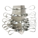 Stainless Steel Appetizer Display Set (Hong Kong)