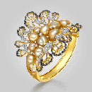 Fine Pearl Ring (China)