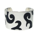 Statement Cuff Bracelet (Hong Kong)