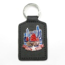 PU Leather Keychain (Hong Kong)