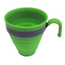 Collapsible Silicone Cup (Hong Kong)