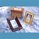 Photo Frame & Memory store box (China)